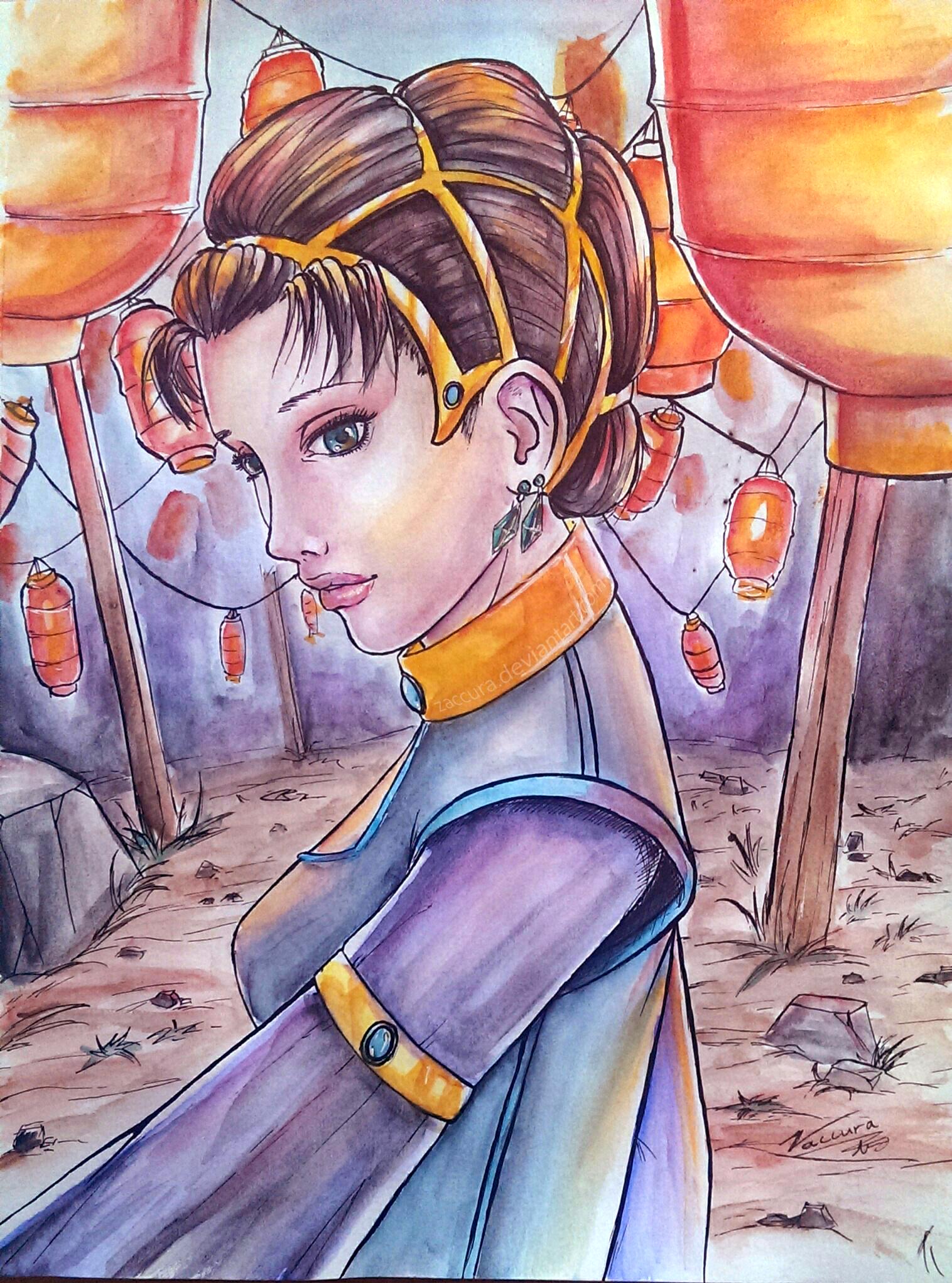 """""""Follow me down the lantern path"""""""