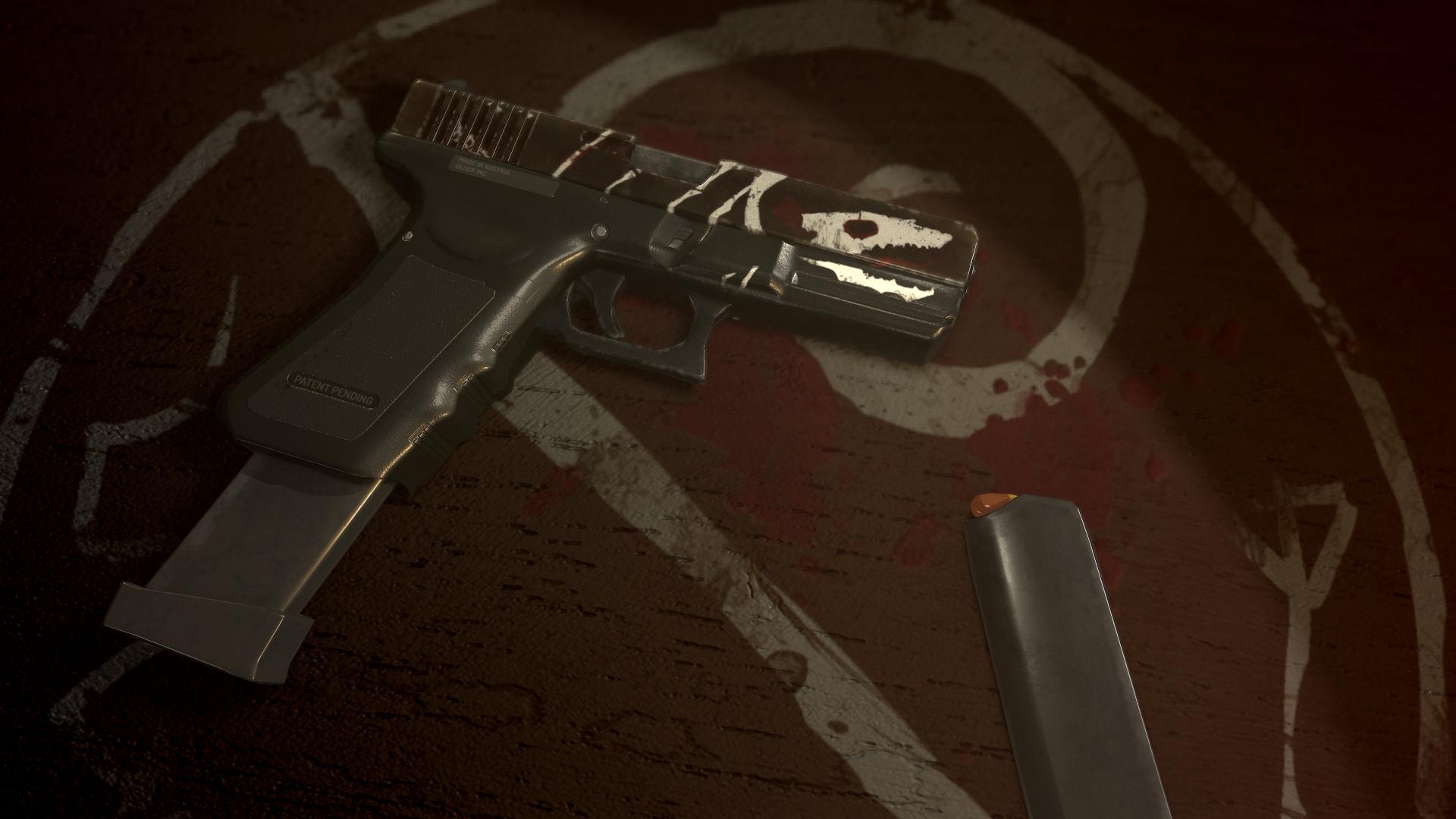 Glock 18C Necro
