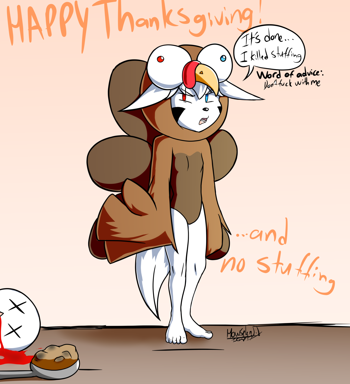 A Caroline Thanksgiving 2