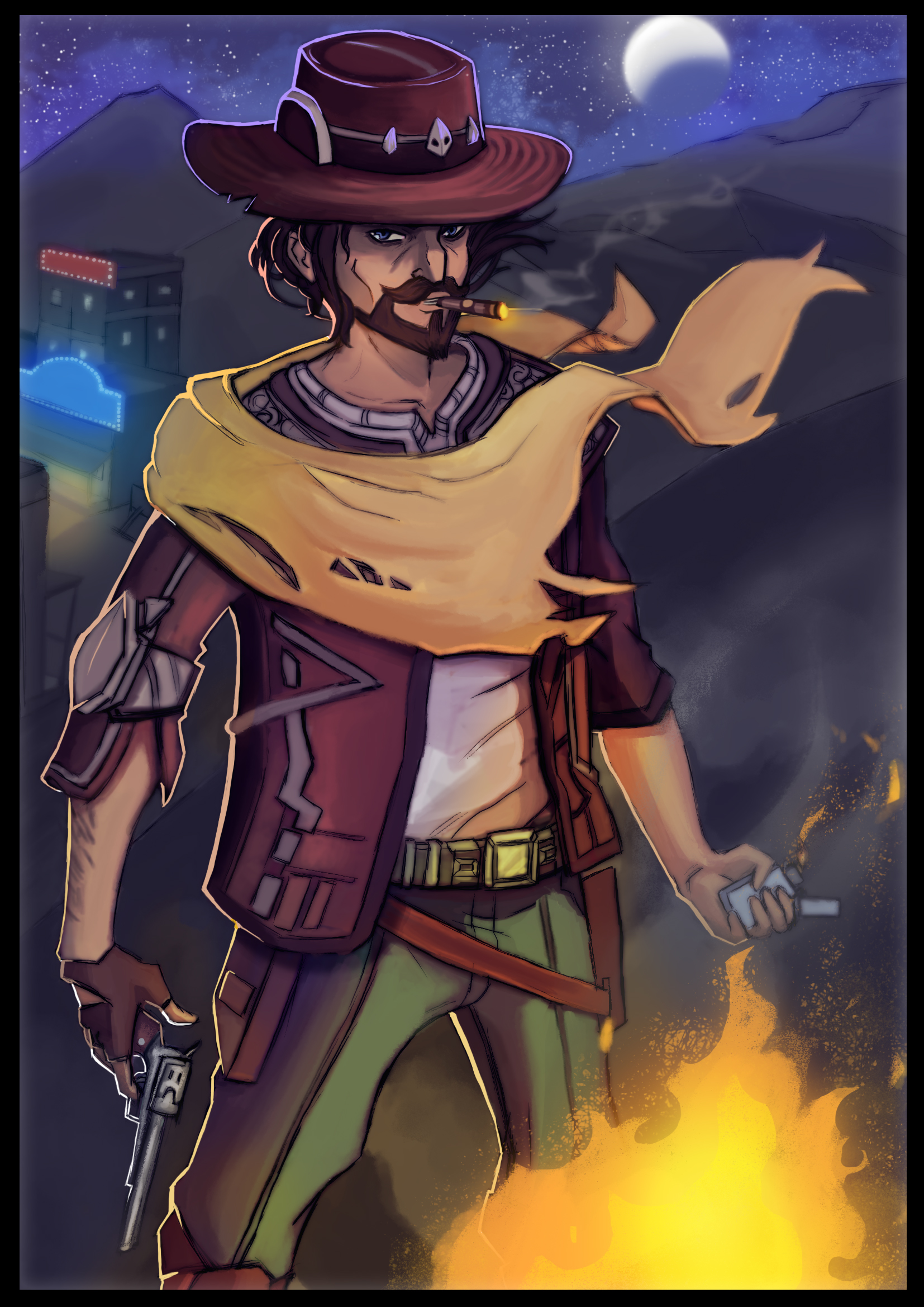 bandit of the west
