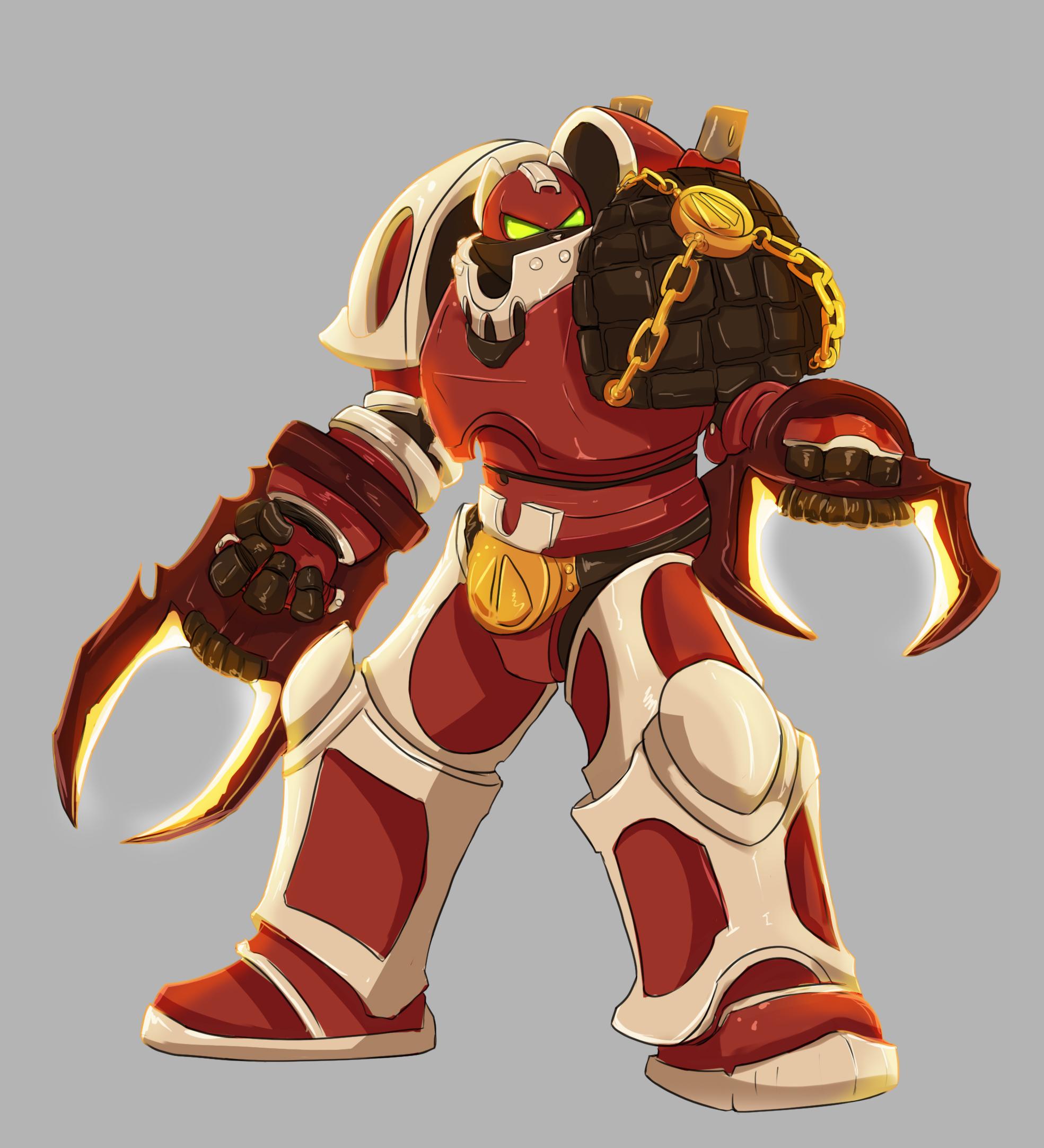 Magnus Armor