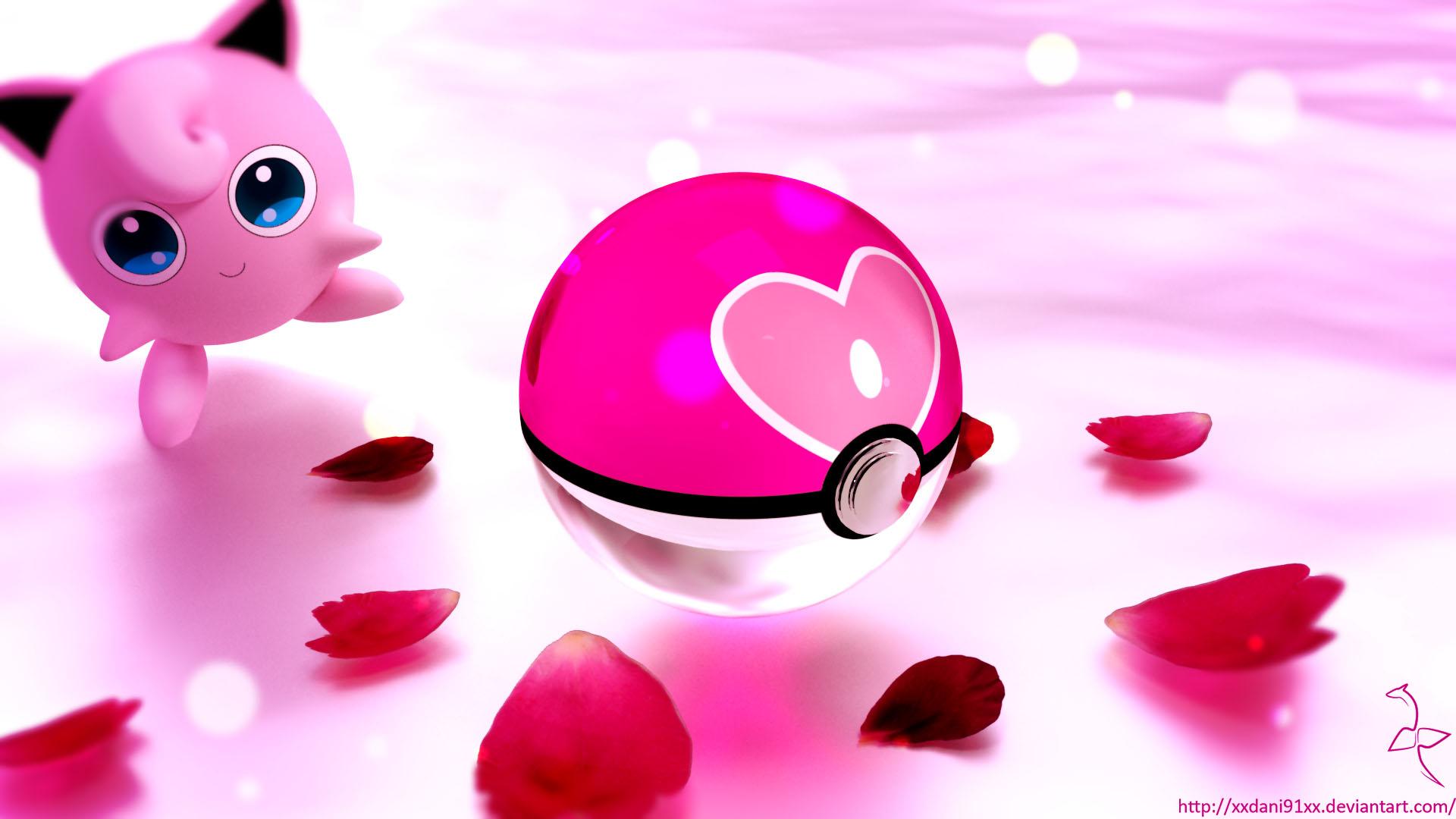 Loveball Wallpaper