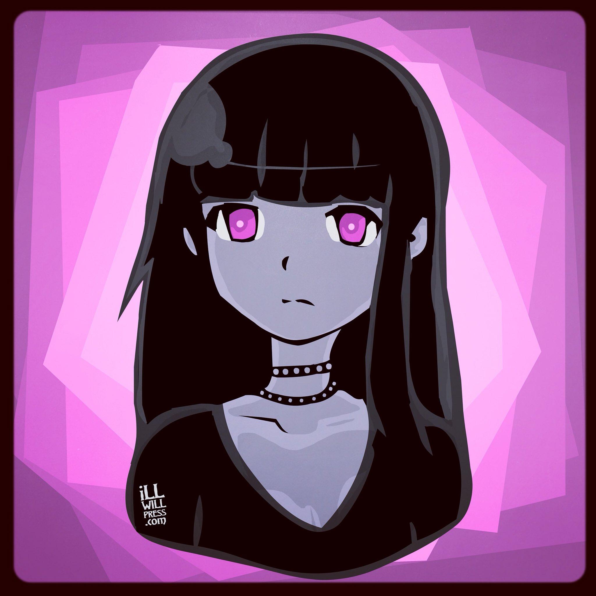 """""""Anime"""" Pauline (Doodle)"""