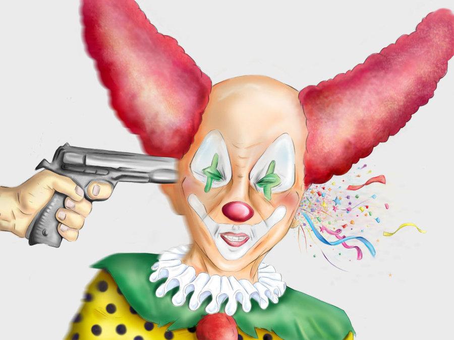 Clown Down