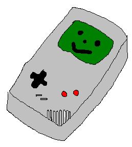 Gameboy Paint