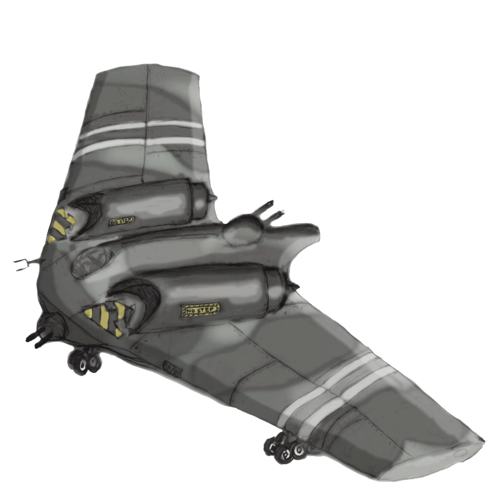 Rhineland Heavy Bomber