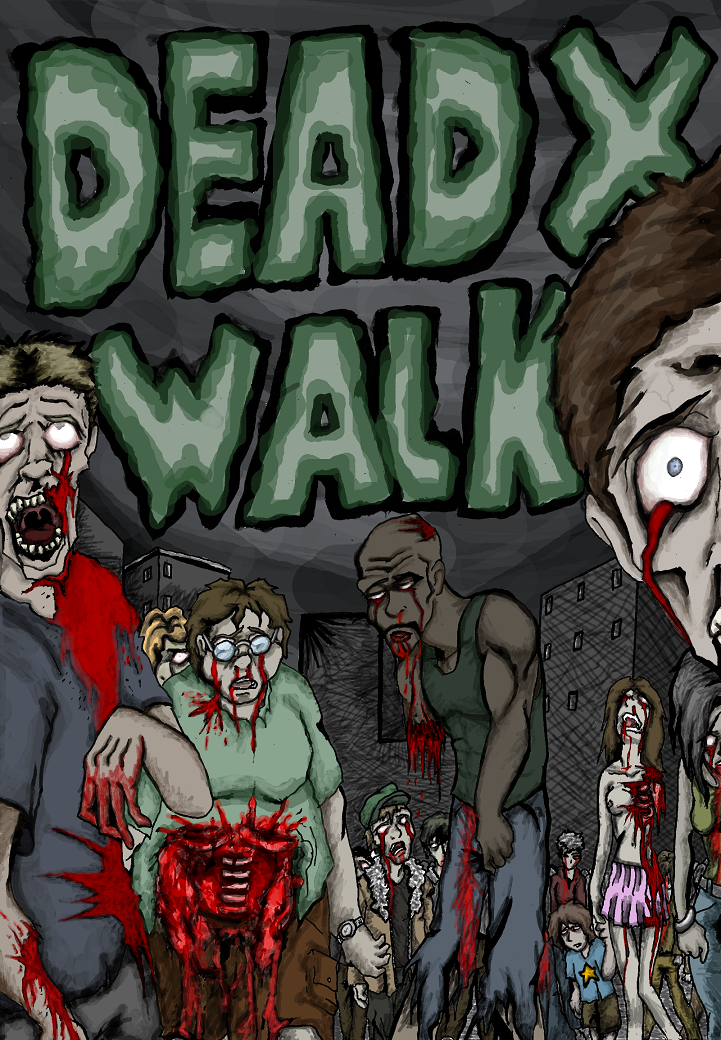 DEAD X WALK