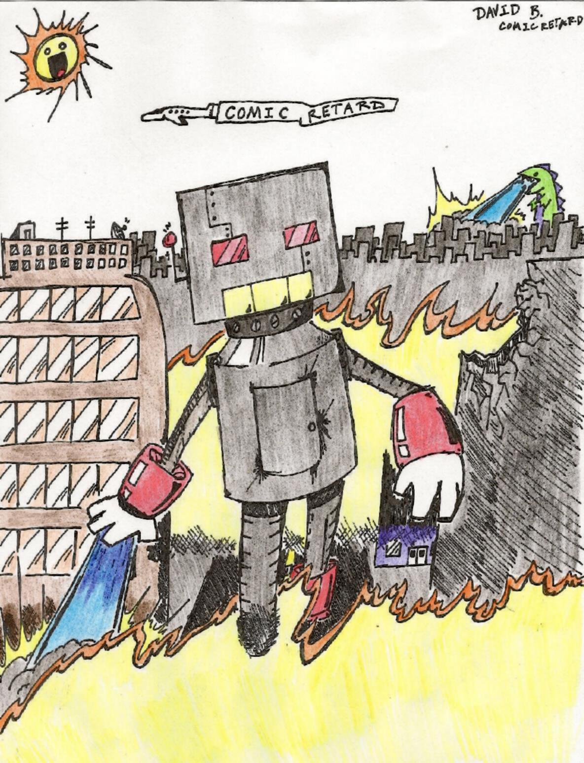 Onward to destruction