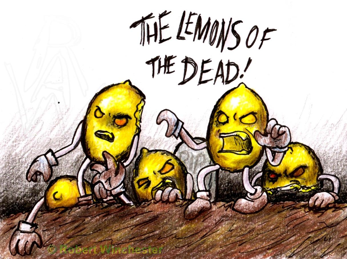The Lemons of the Dead
