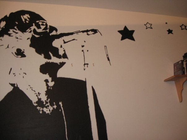 Oasis Mural part 1
