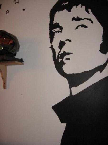 Oasis Mural part 2