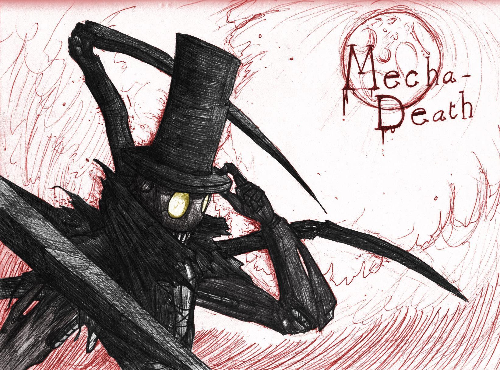 Mecha-Morte