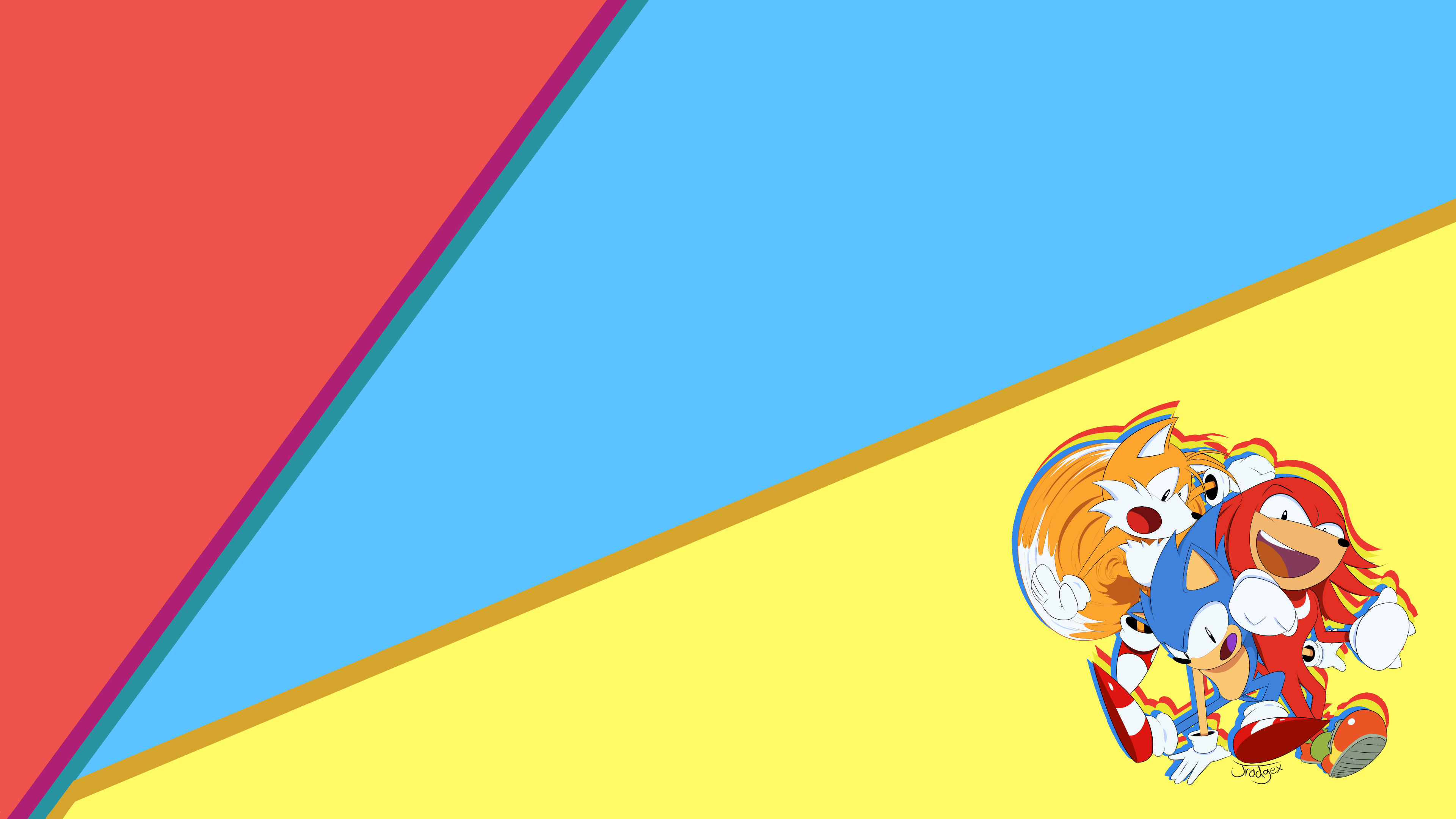 Sonic Mania Wallpaper! (4K) by Jradgex on Newgrounds