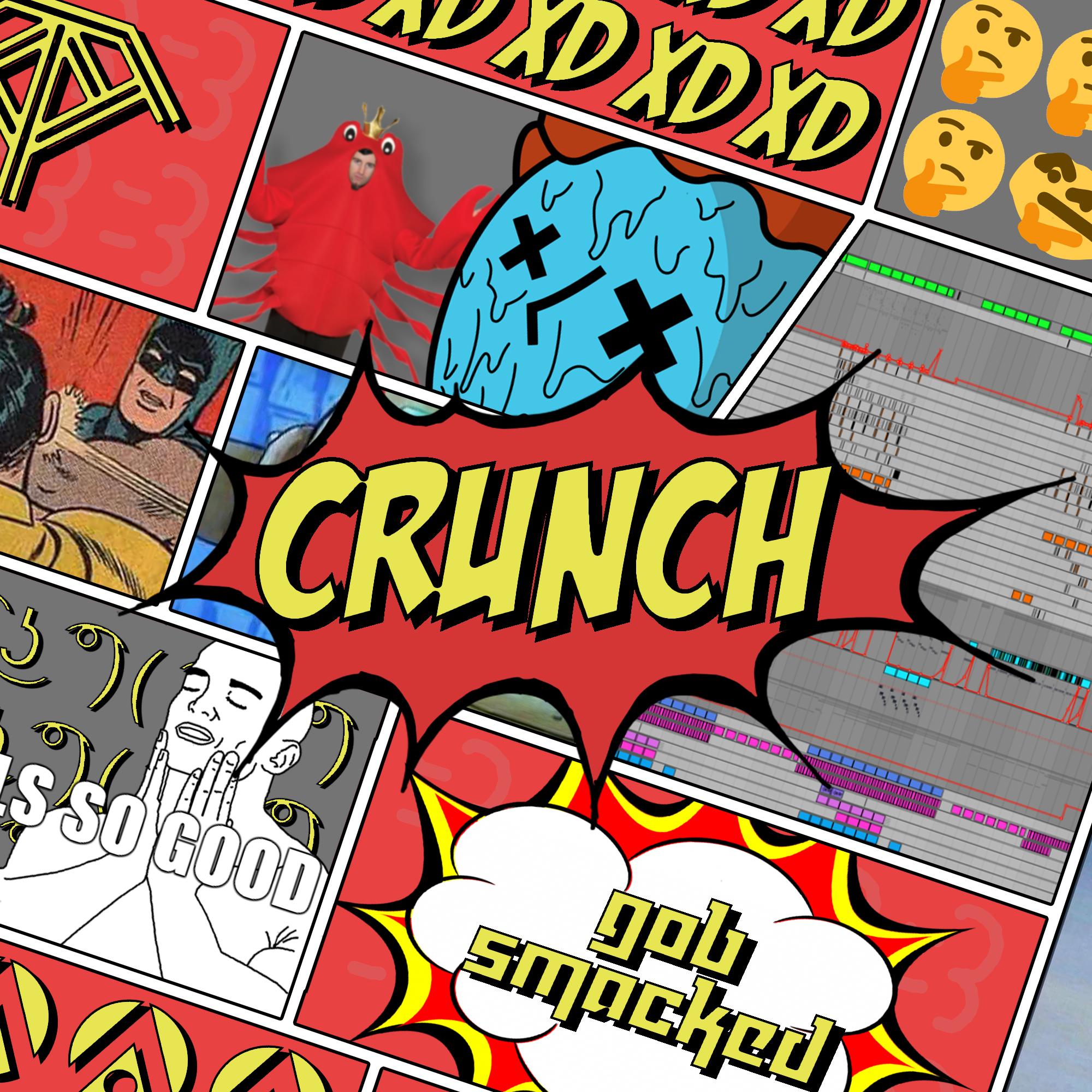 GobSmacked - Crunch cover art