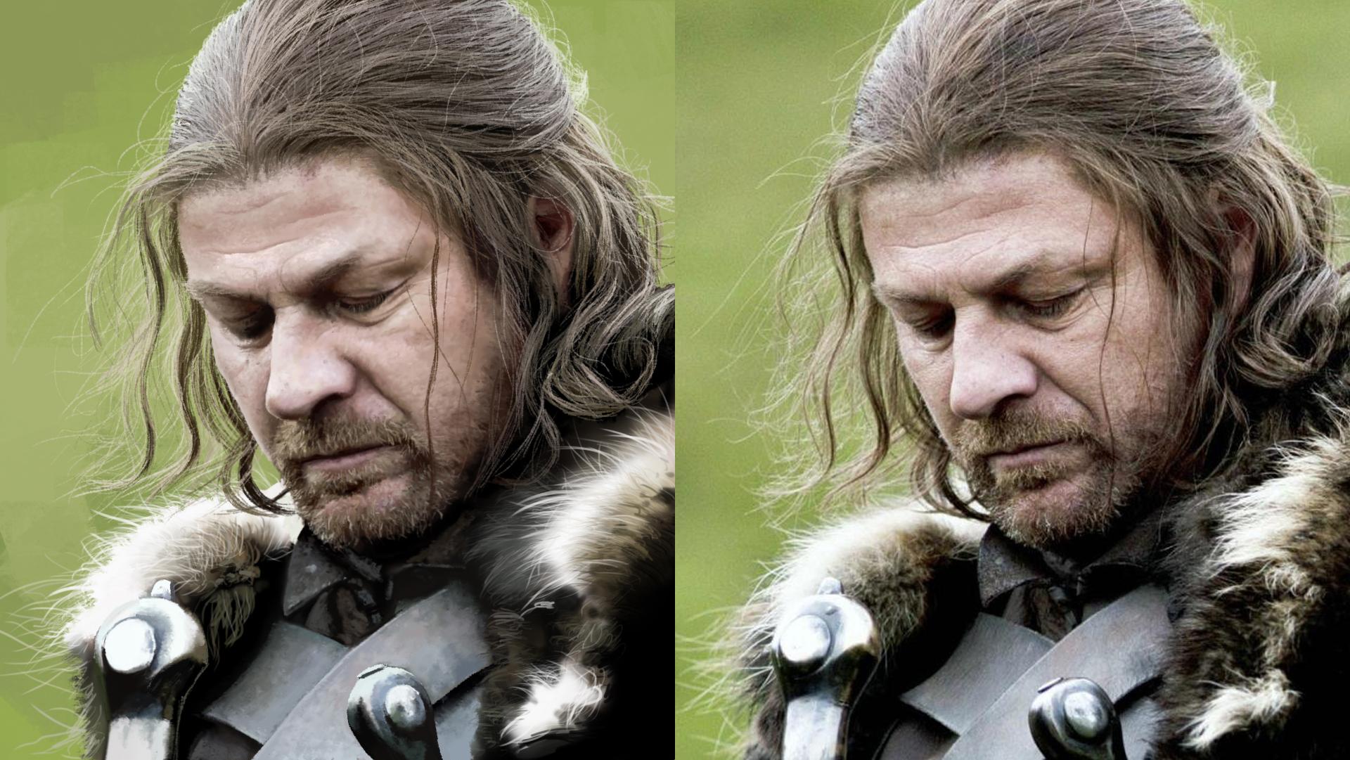 Ned Stark Study