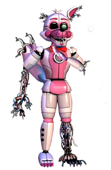 Scrapped Funtime Foxy by NightWolfGD on Newgrounds