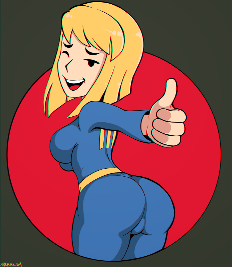 Vault Girl Shirt Design