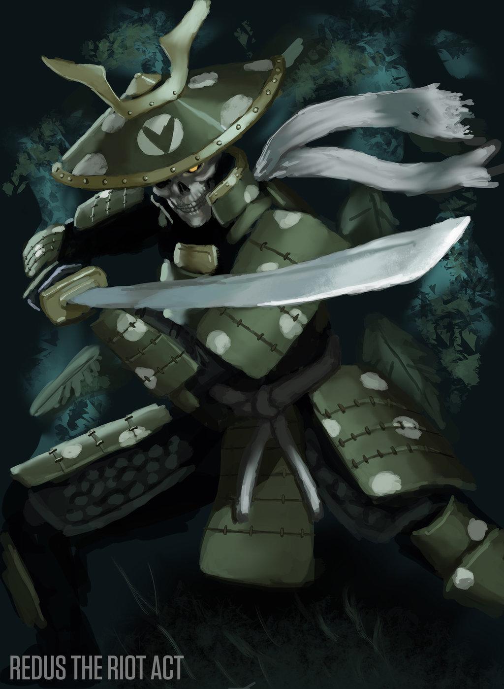 Varg Samurai