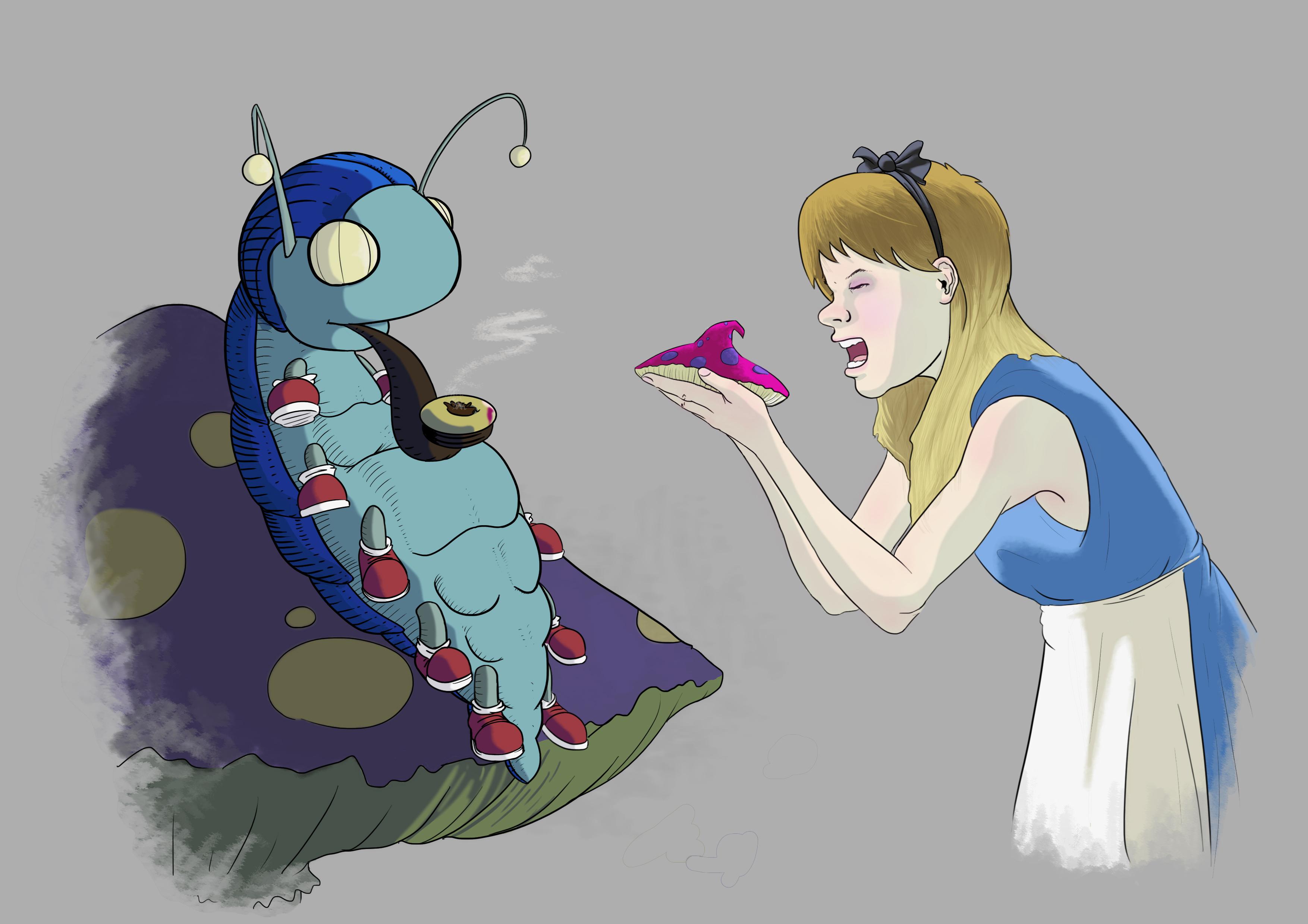 Alice in Wanderlands - Caterpillar