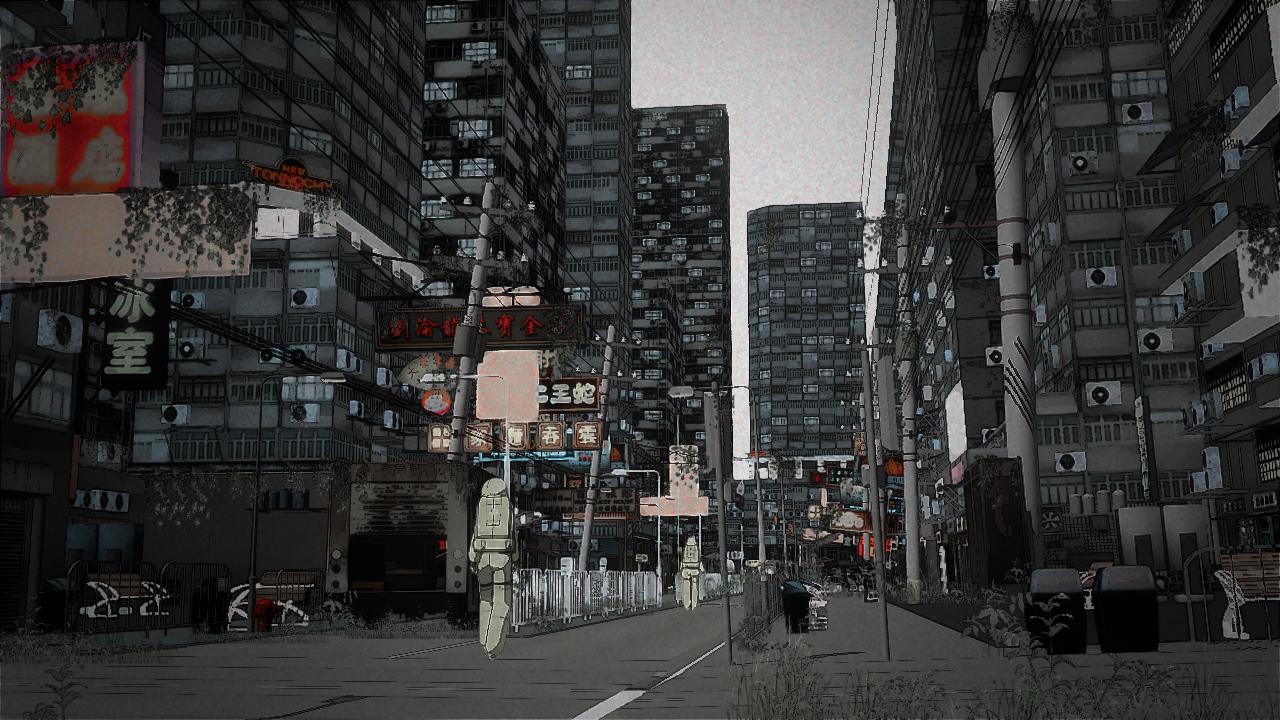 Chinatown 20XX