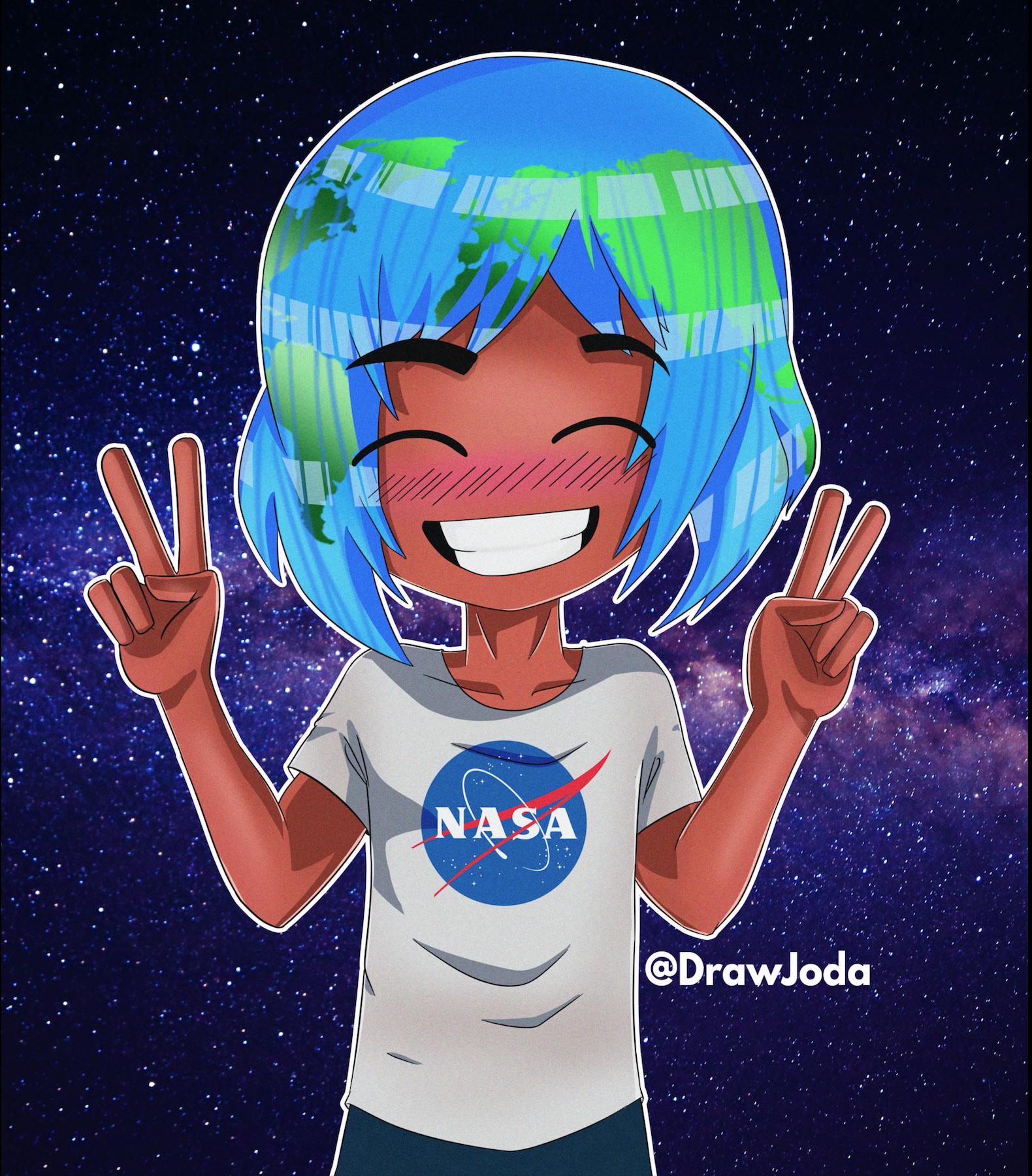 Earth Chan (World Peace)