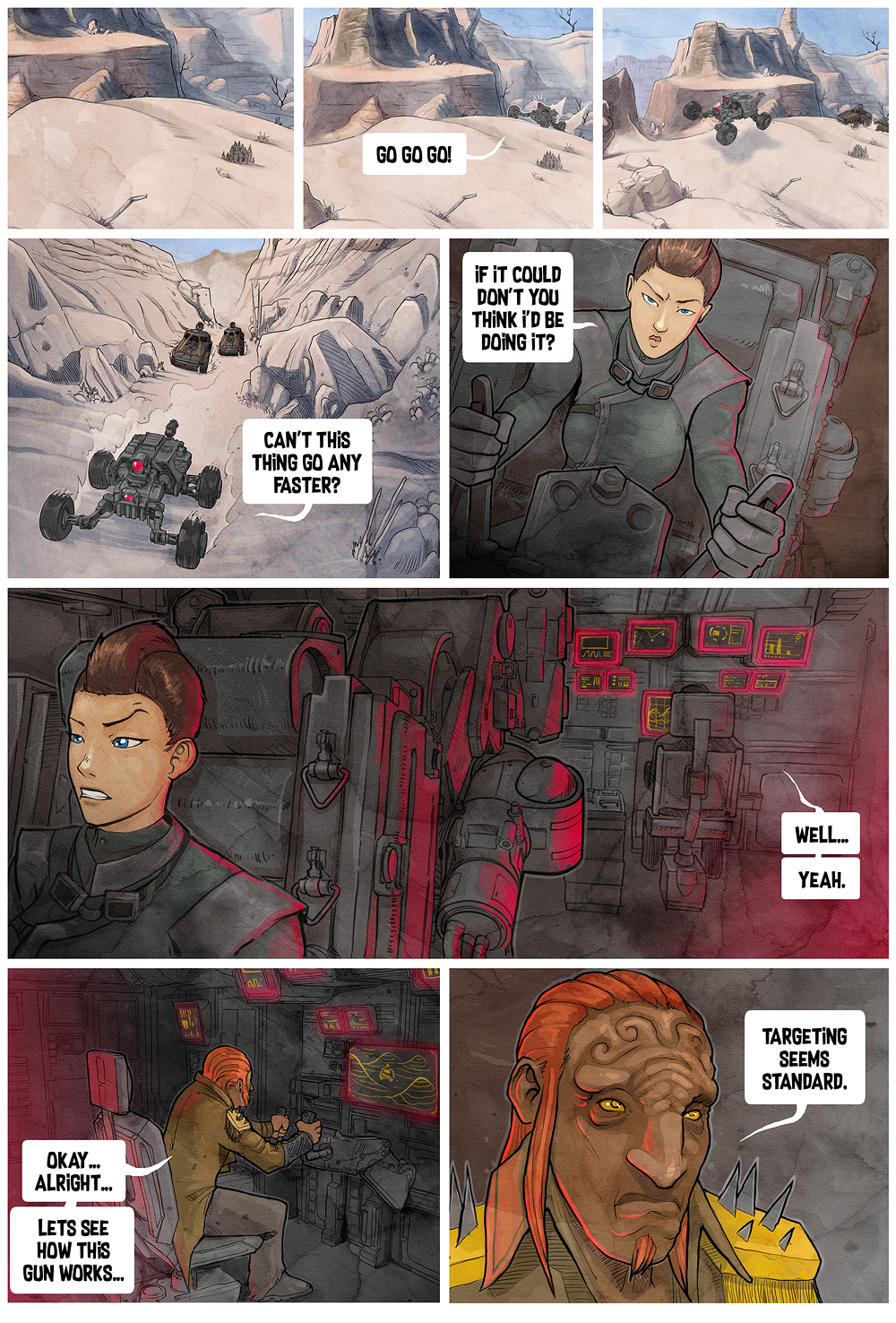 Redone Page