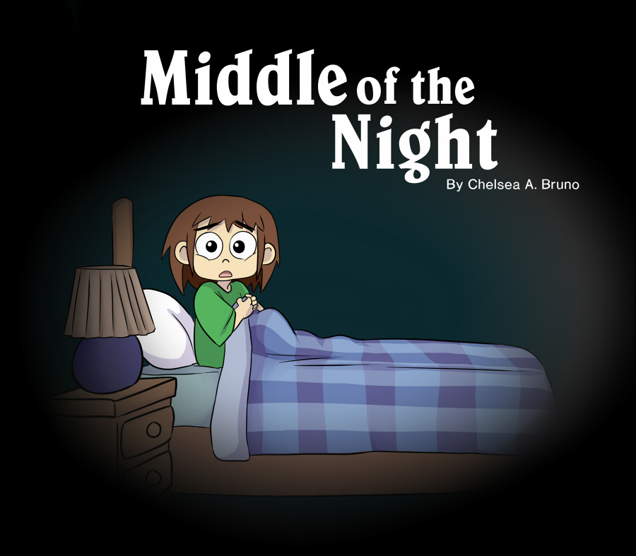 Middle of the Night - Cover
