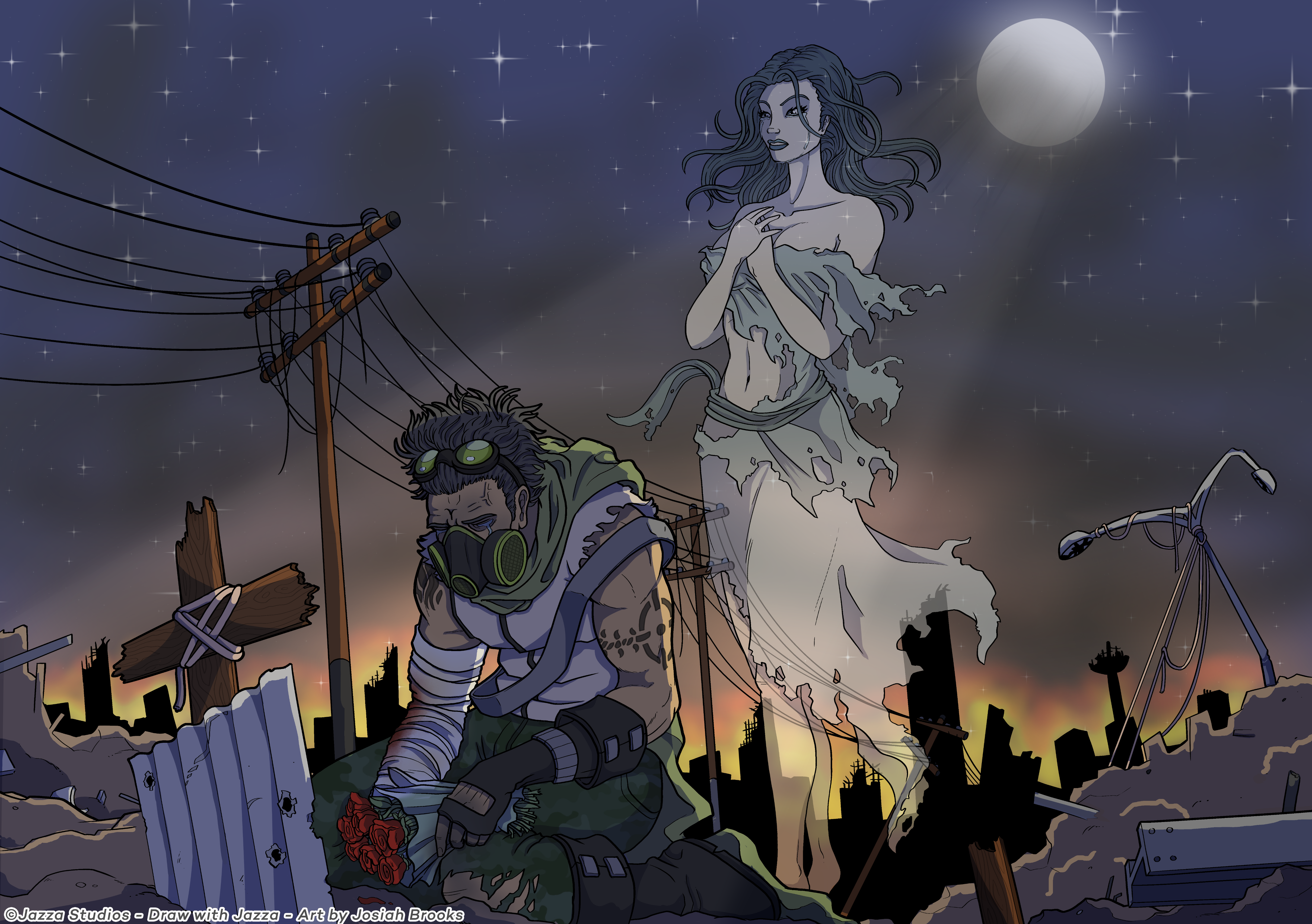 ColorOfLoss finished coloring