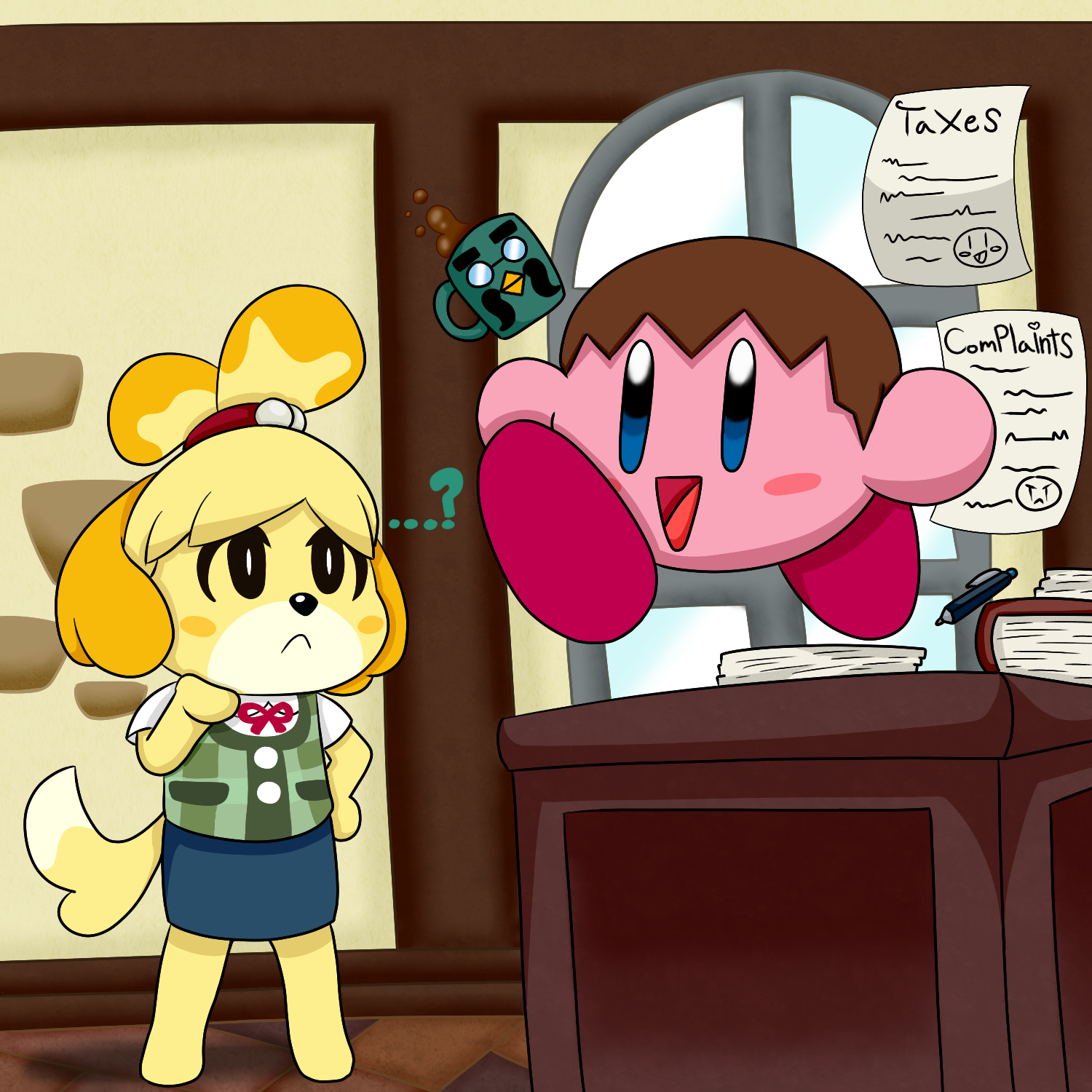 Mayor Kirby