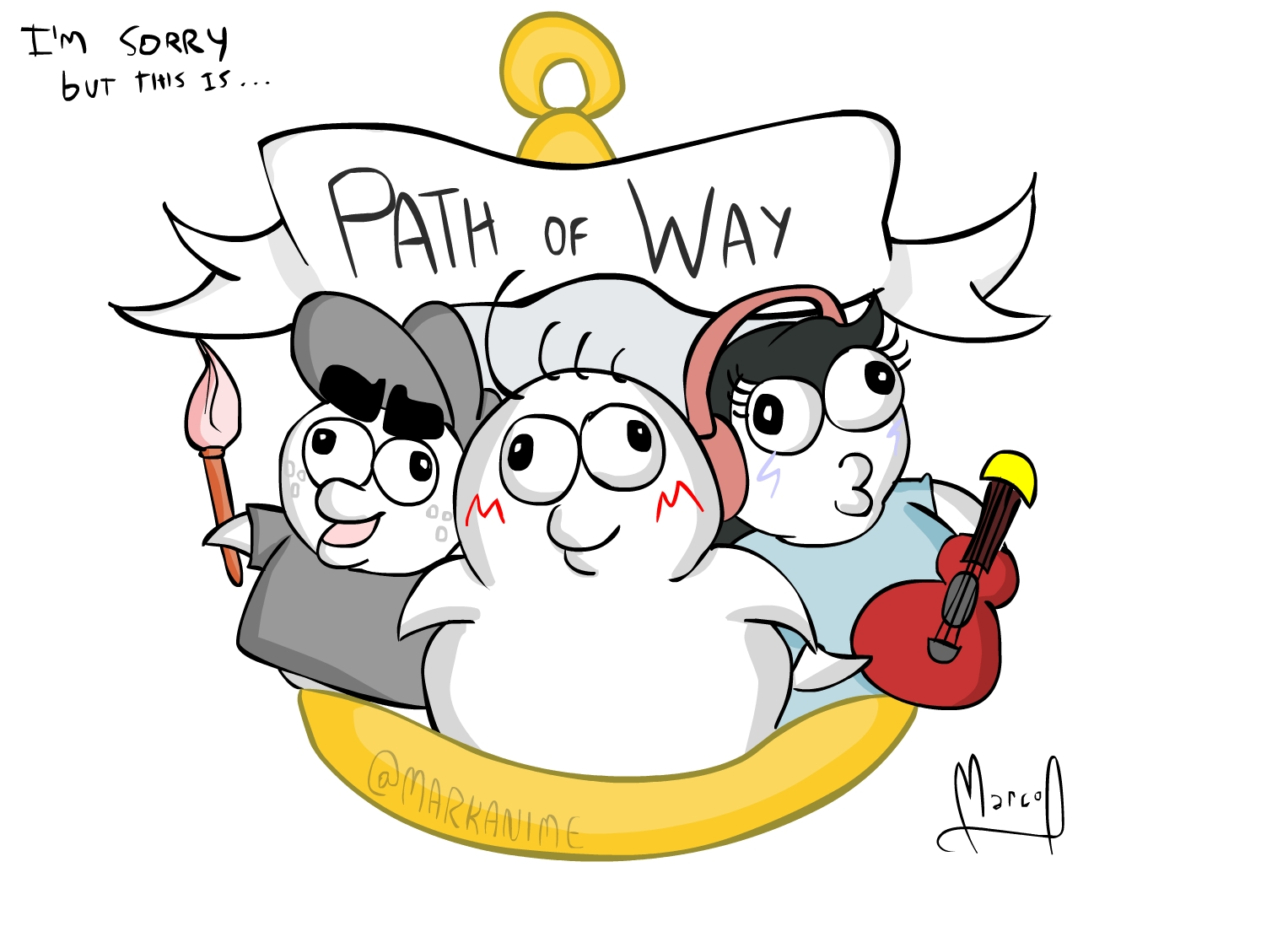 PATH OF WAY