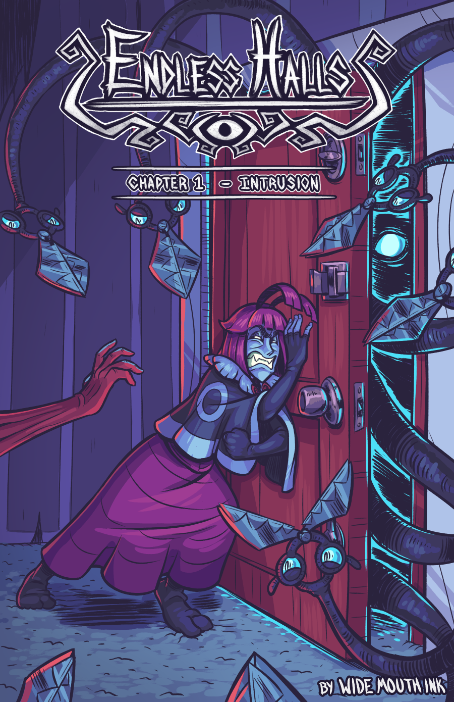Endless Halls - Chapter 1 Cover