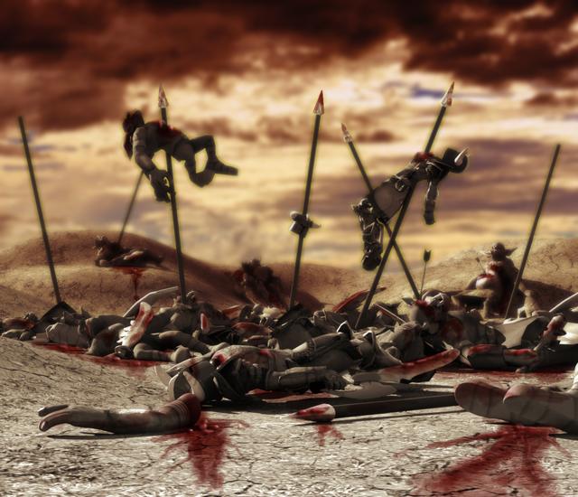 The Dark Lord's lost battle