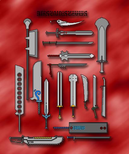 Swords :D