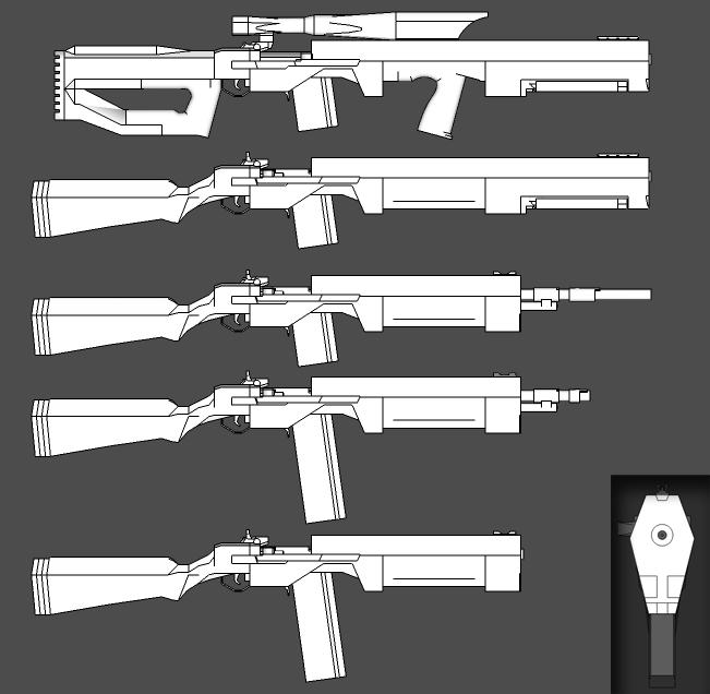 M14G varients