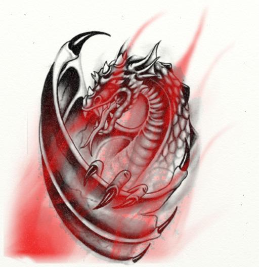 Dante the Dragon