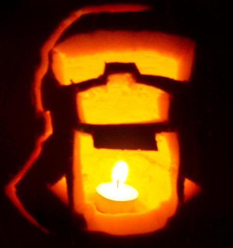 Captain Pumpkin