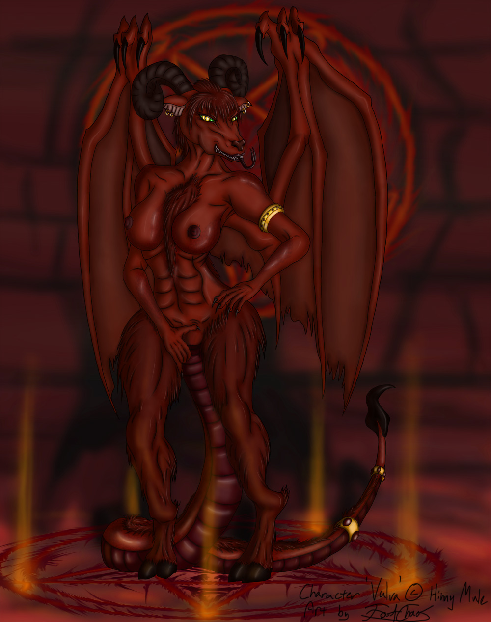 Mistress Vulva