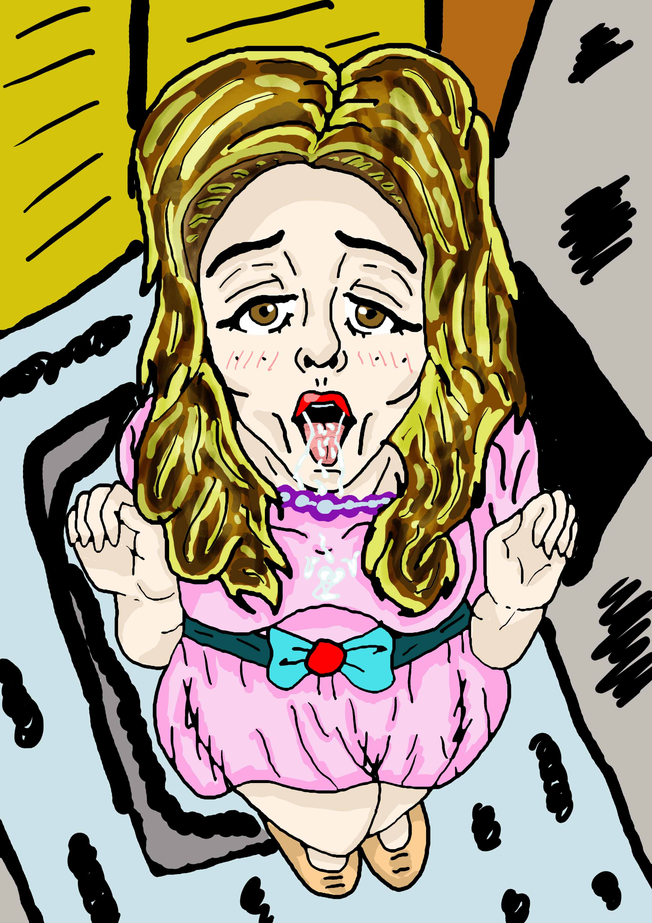 Paola Oliveira Estilo Hentai Manga
