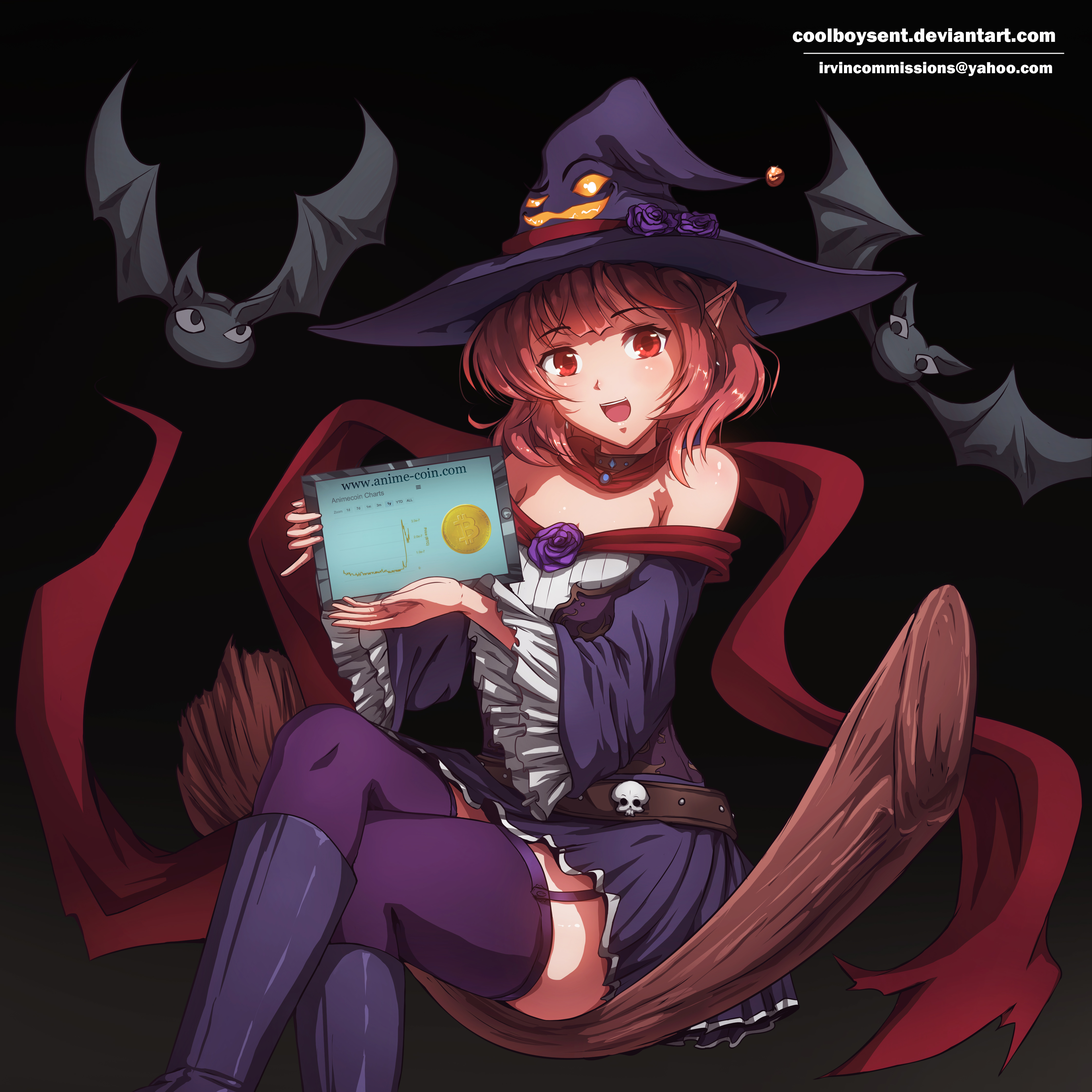 witch bitcoin