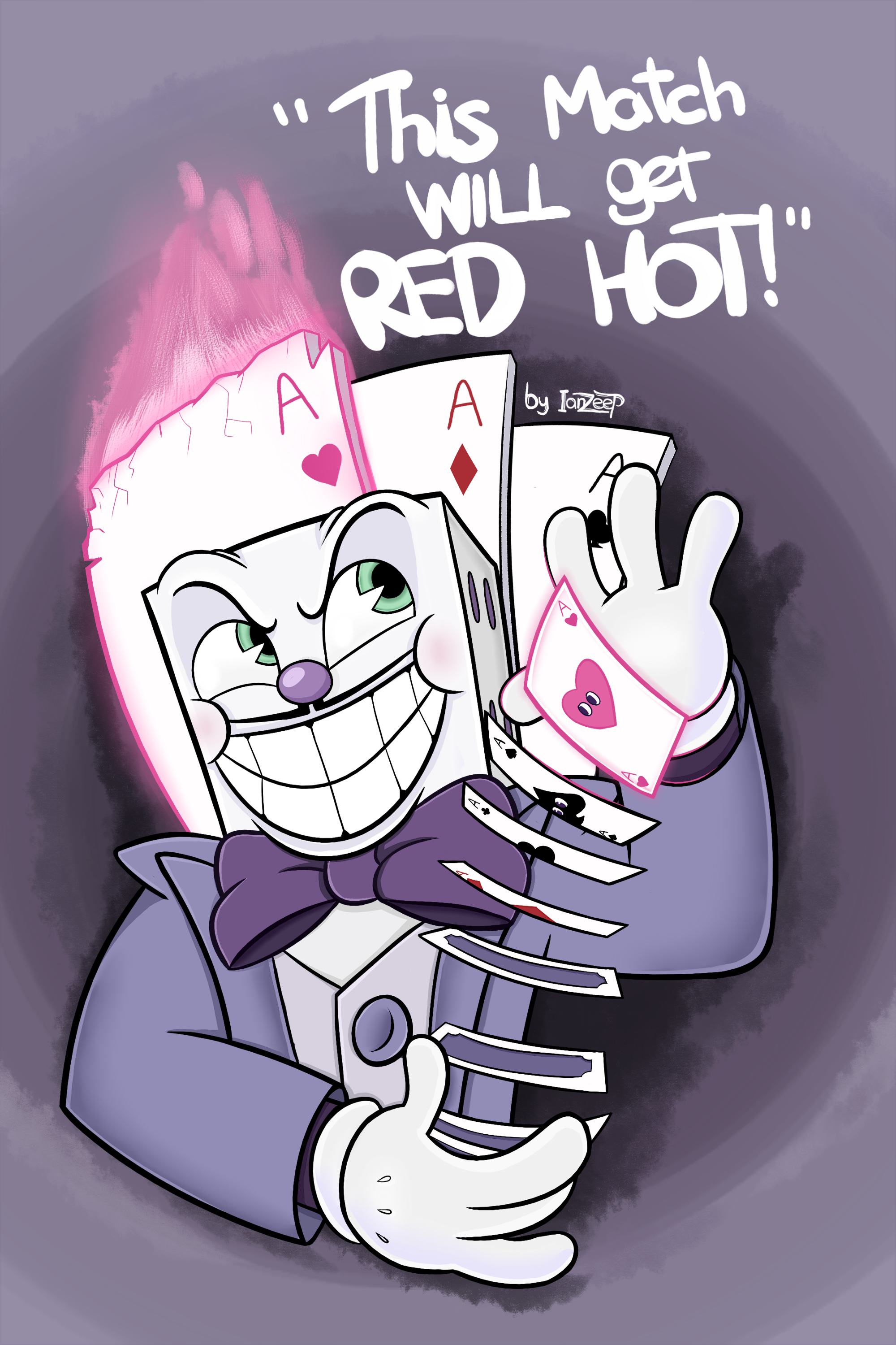 This match will get RED HOT! [King Dice]