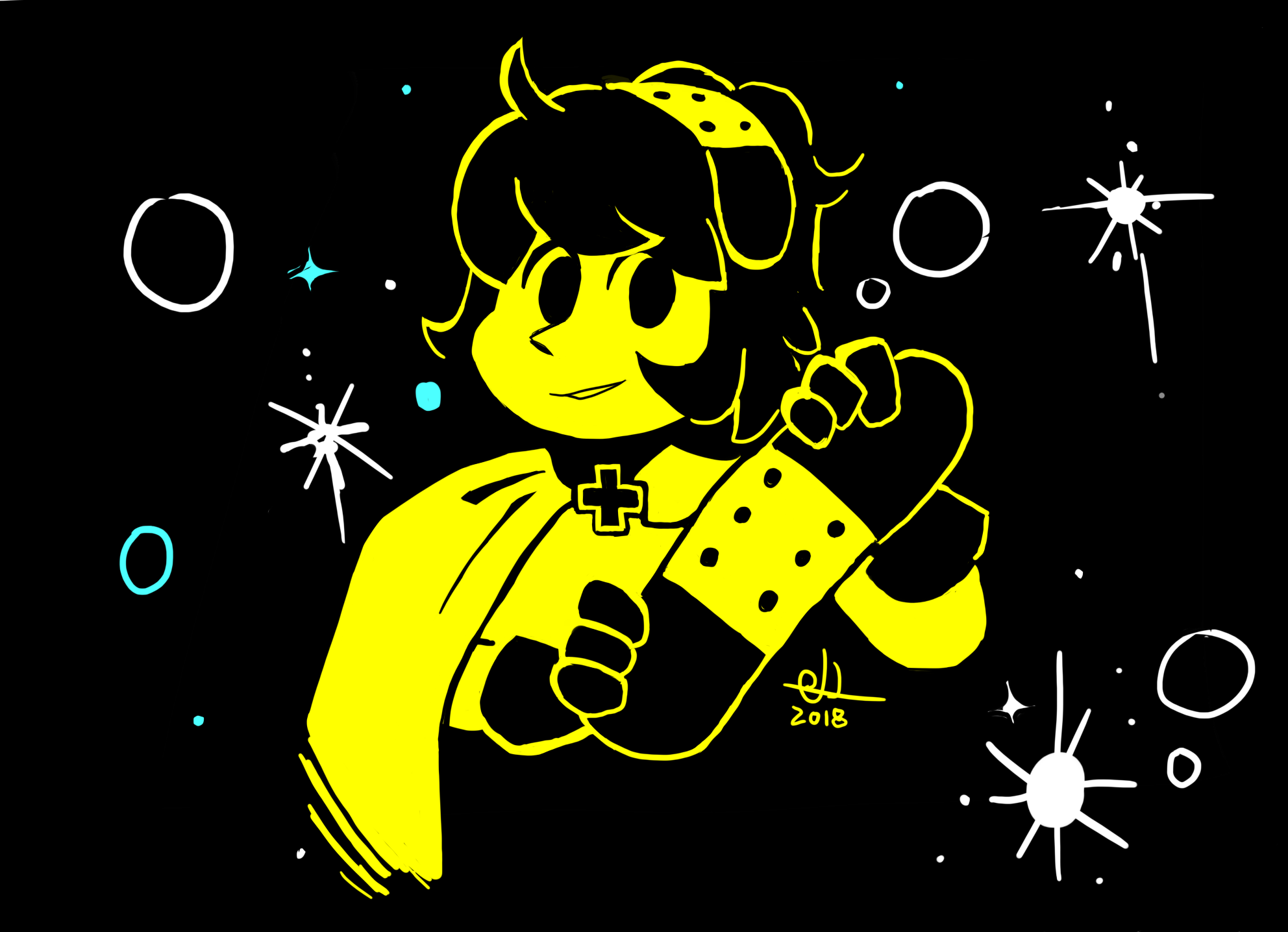 Princess Remedy in A Band of Ages