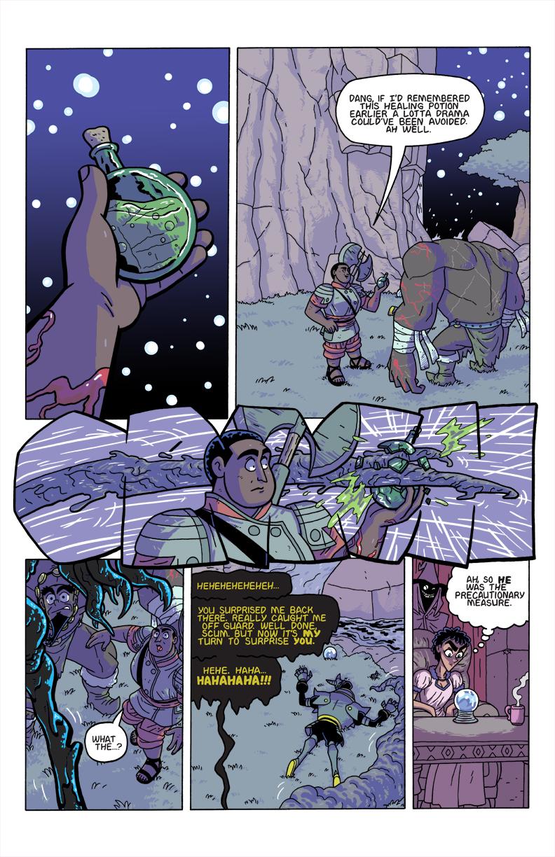 Monster Lands pg.131
