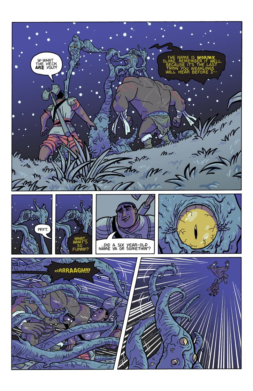 Monster Lands pg.132