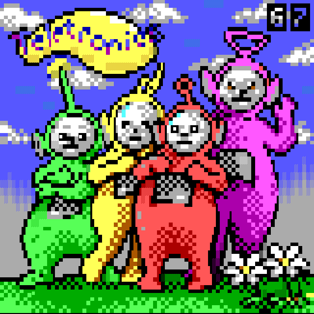 Teletubbies - Say Eh Oh