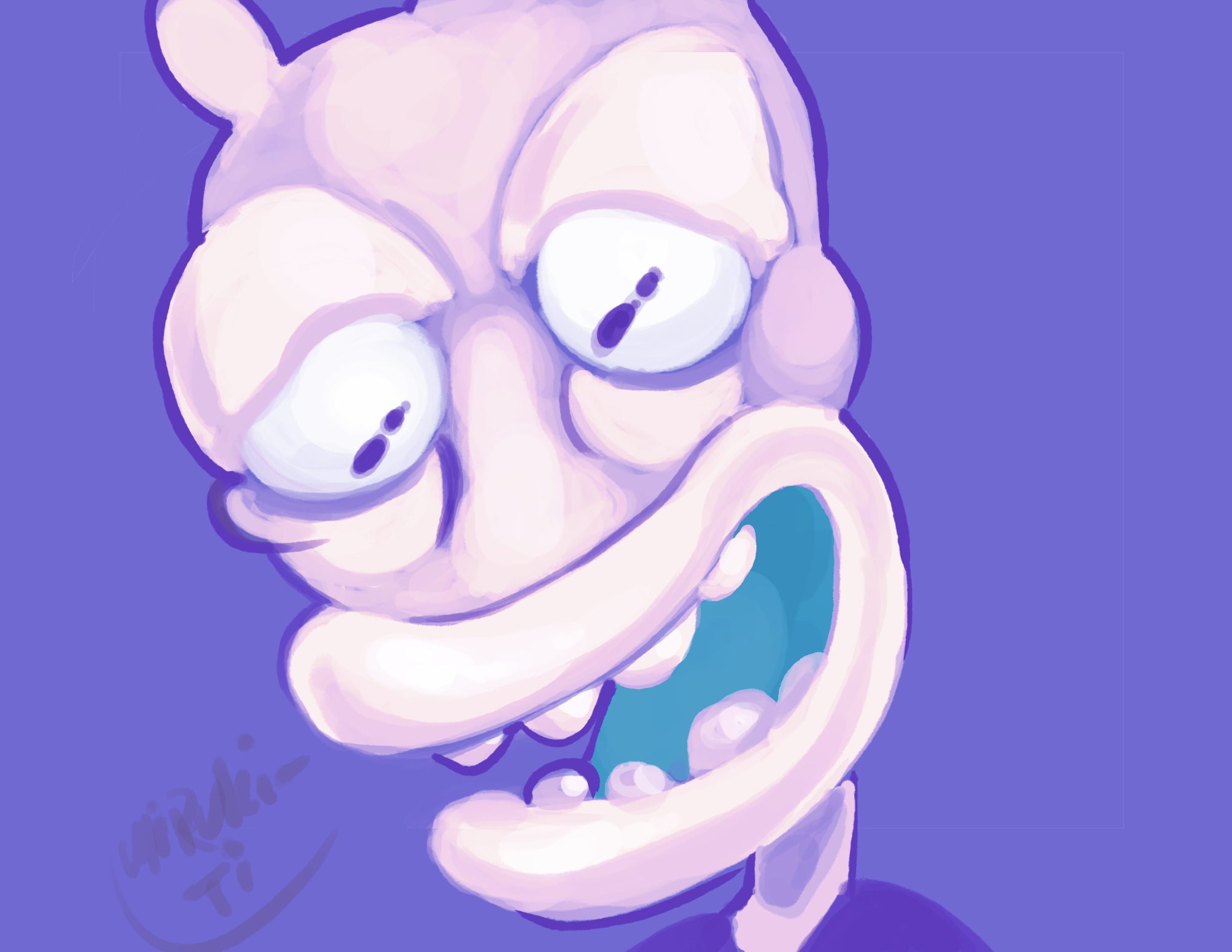 Creepy ding dong by Miruki-Ti on Newgrounds