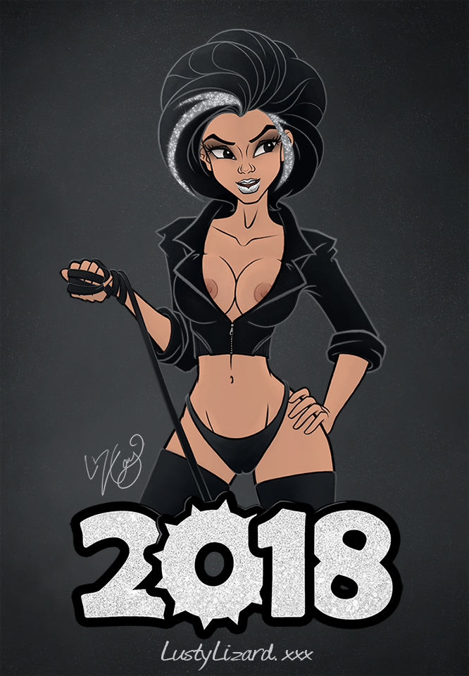 January 2018 Patreon Sketch