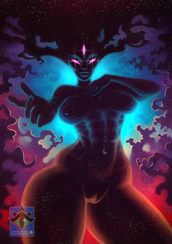 Nebula Lady
