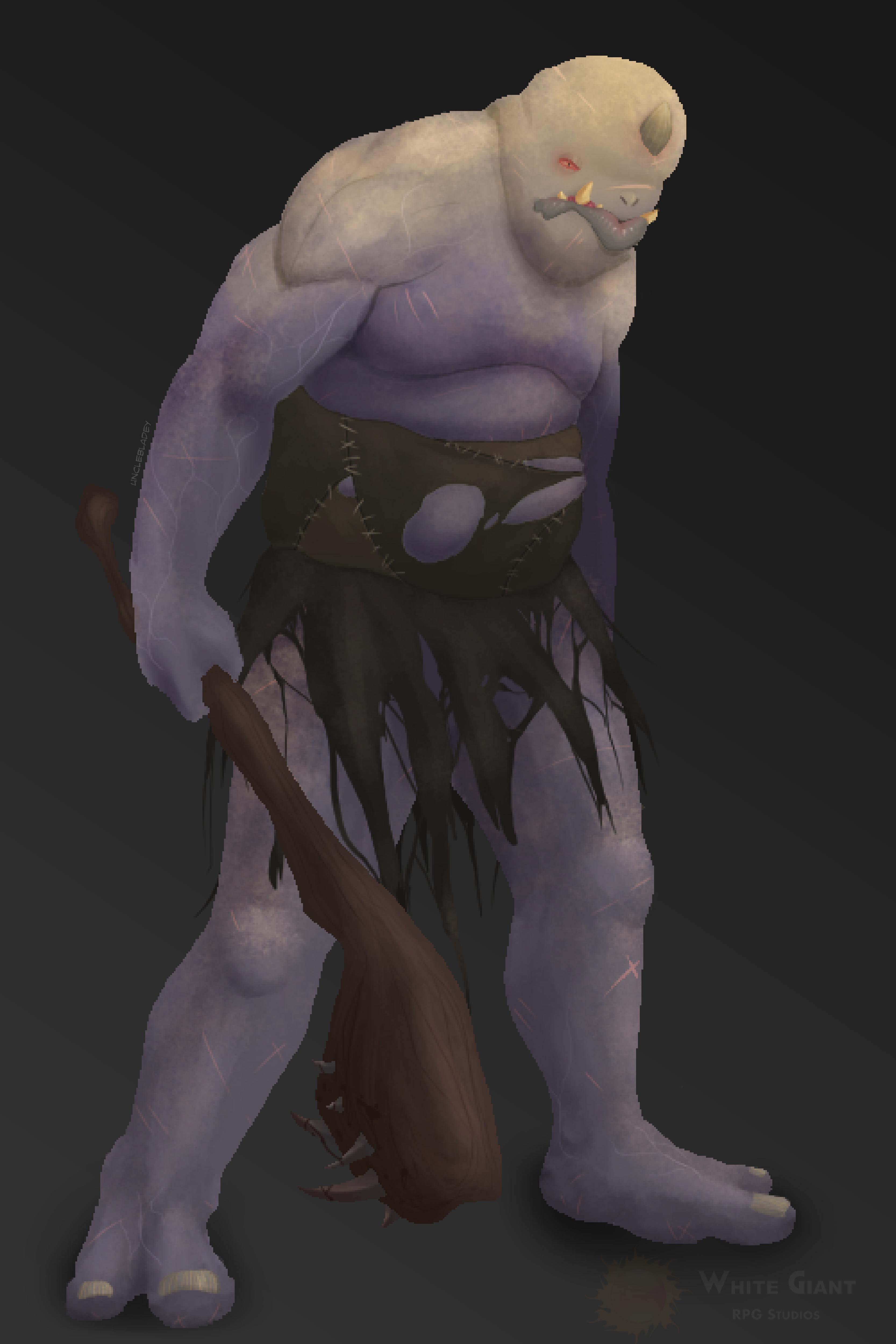 Ogre...guy