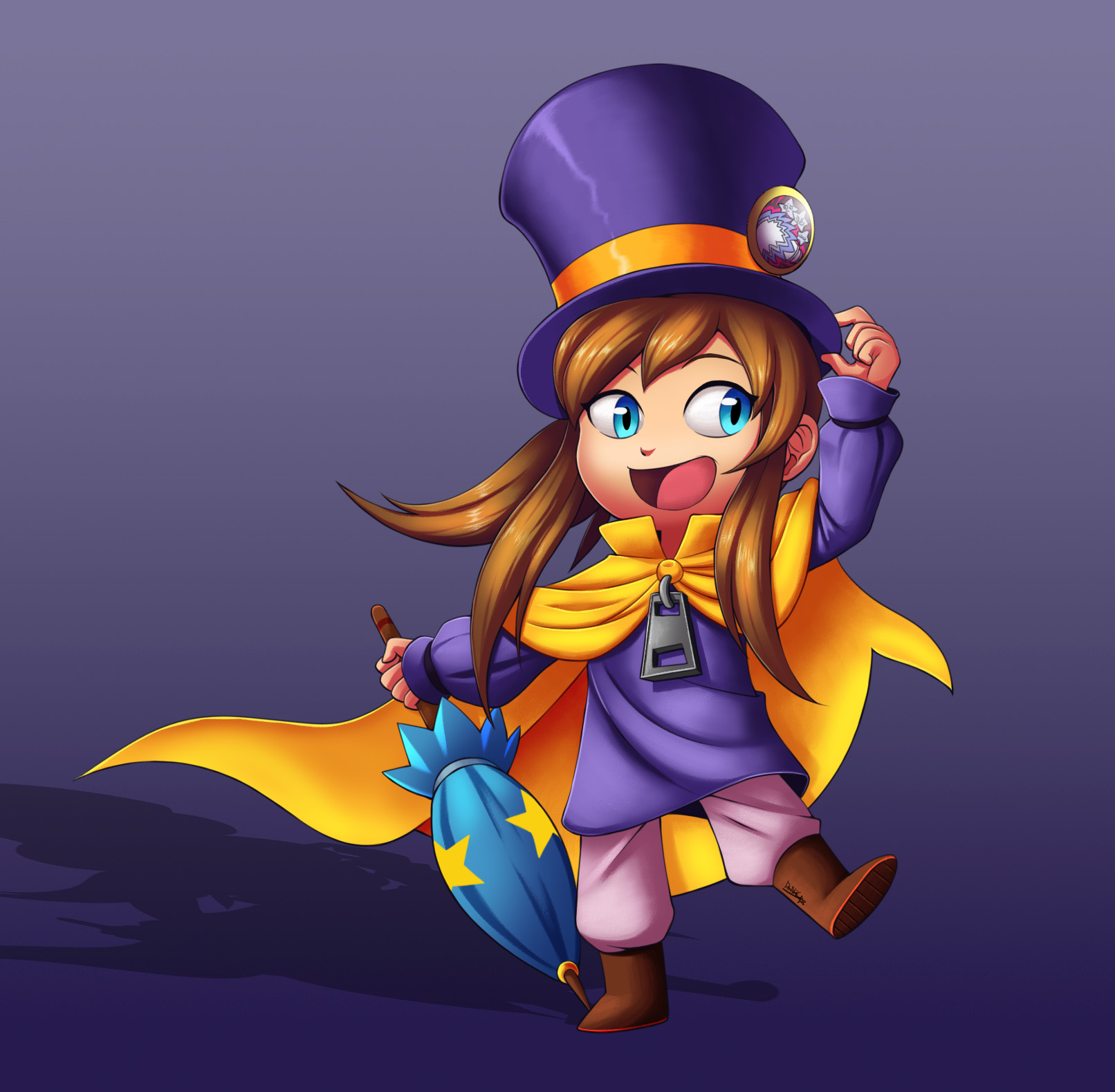 Hat Kid