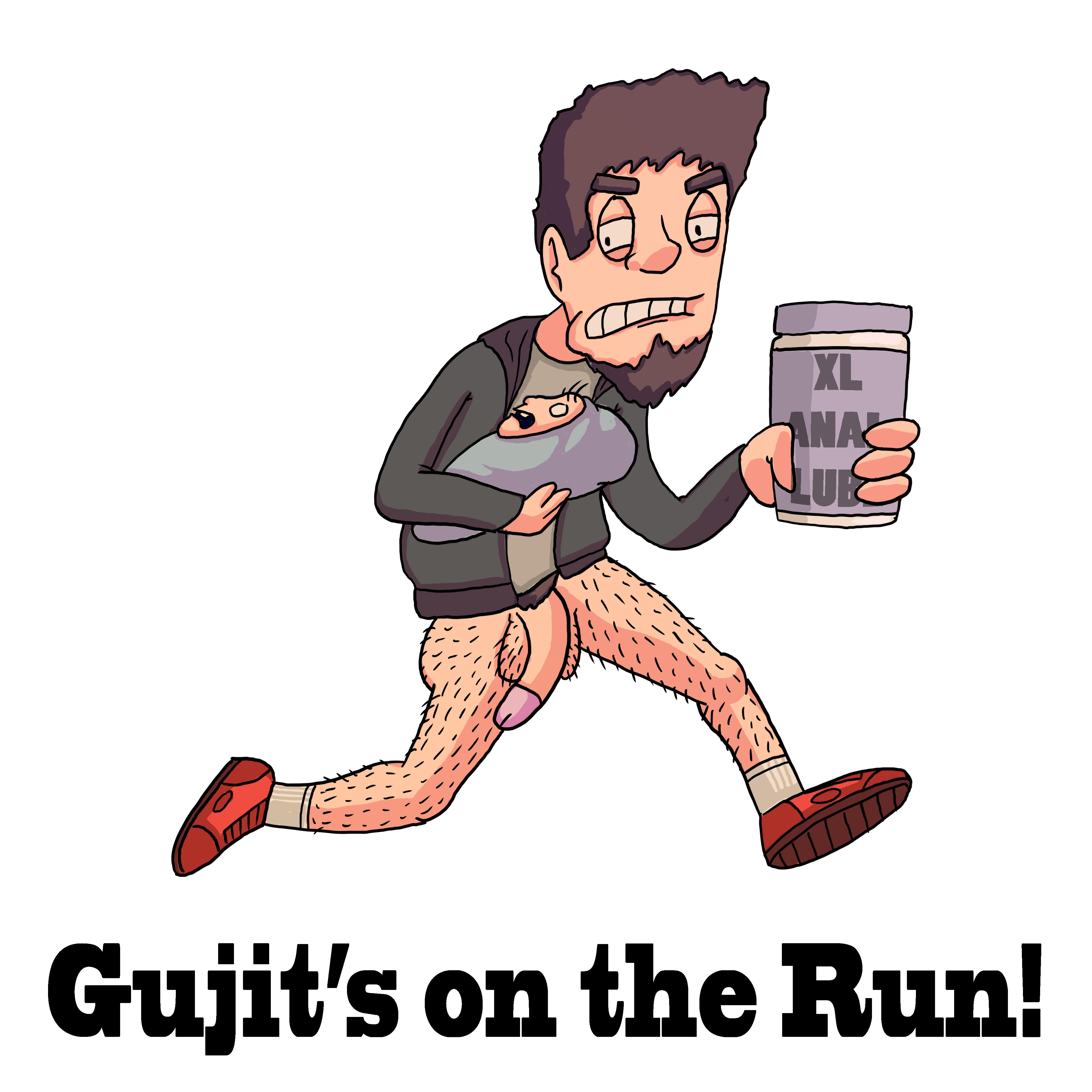Gujit's on the Run